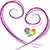 Virginie Graindamour, doula Logo
